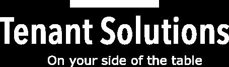 Tenant Solutions